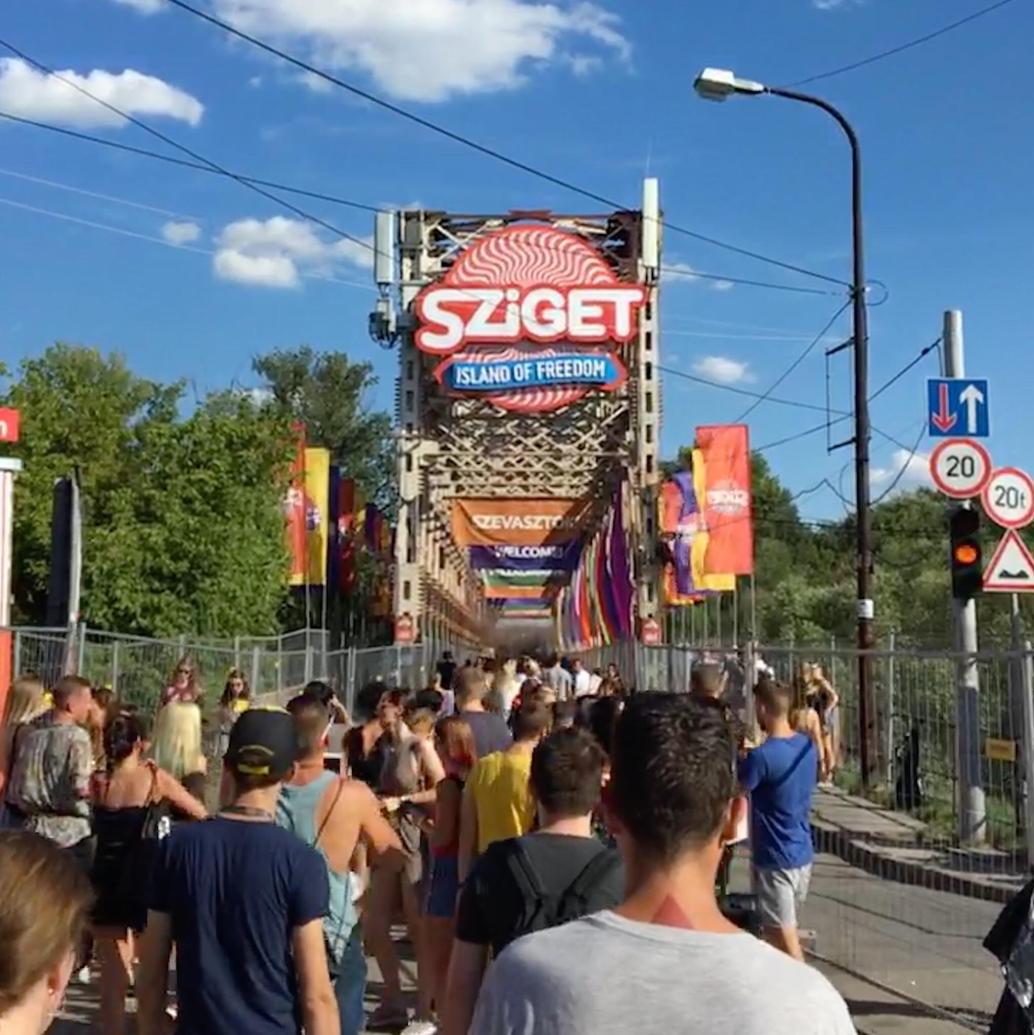 Sziget Festival 2019 Budapest