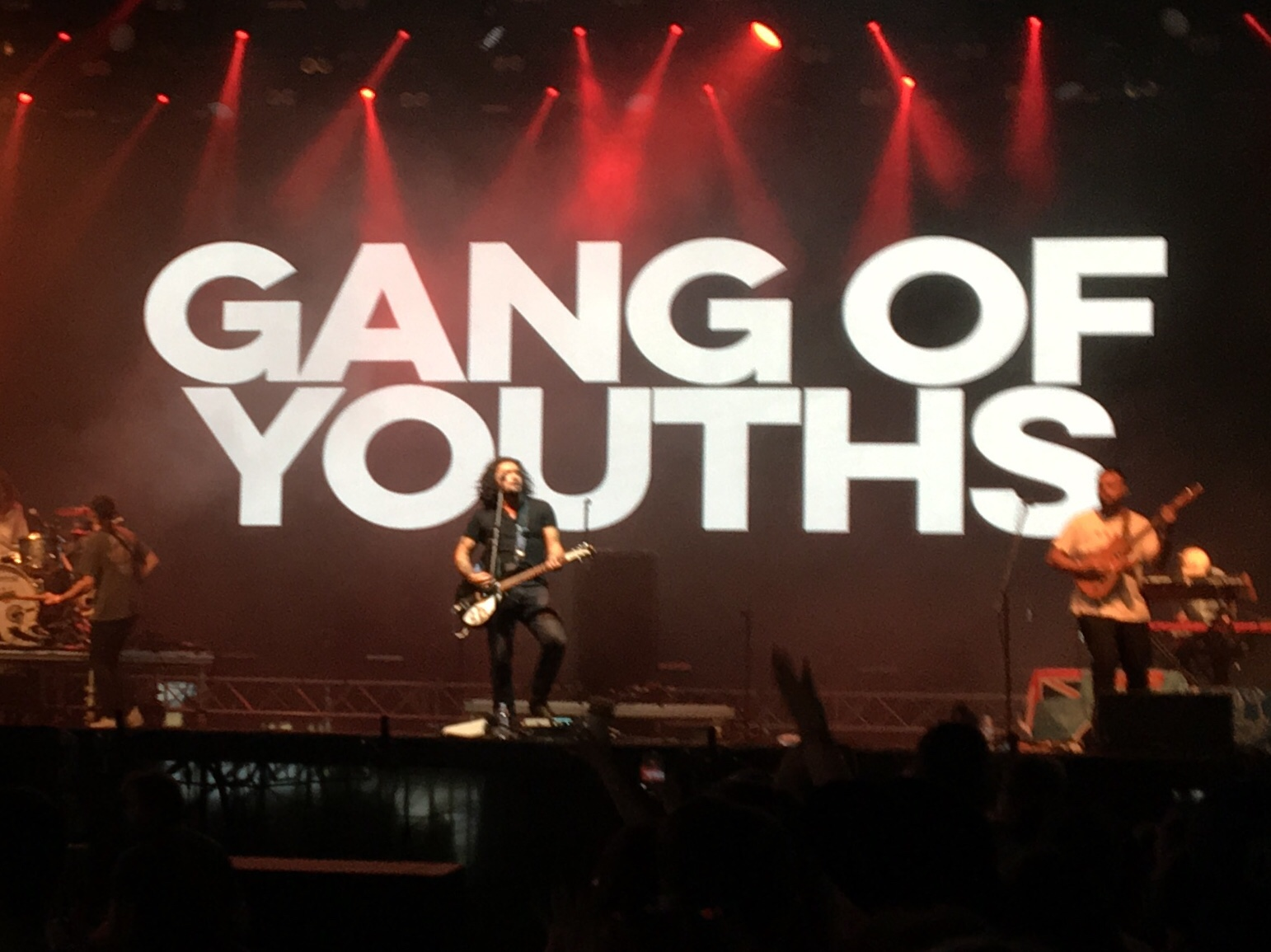 Gang of Youths, Sziget Festival 2019 Budapest